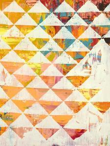 Triangular Configurations 1 by Akiko Hiromoto