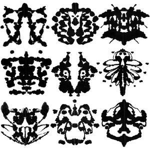 Nine Rorschach Test by akova