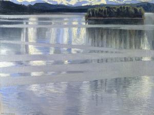 Lake Keitele, 1905 by Akseli Gallen-Kallela