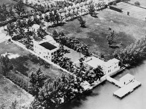 Al Capone's Luxurious Florida Estate, 1930s