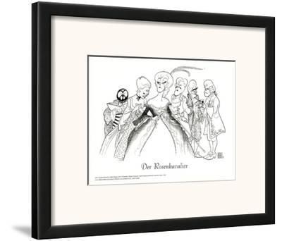 Der Rosenkavalier, with Pavarotti