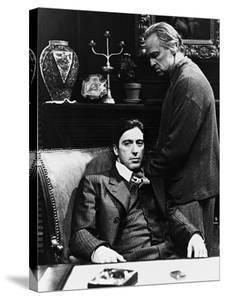 Al Pacino, Marlon Brando, the Godfather, 1972