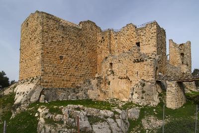 Al-Rabad Castle (Ajloun Castle), 1184-85, Ajloun, Jordan--Photo