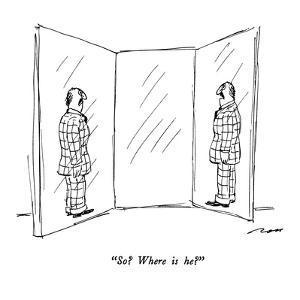 Al Ross New Yorker Cartoons Art: Prints, Paintings, Posters & Wall Art |  Art.com