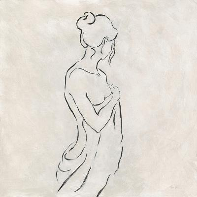 Alabaster Bather 1-Karen Wallis-Art Print