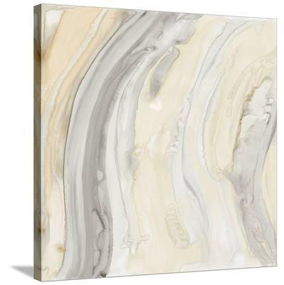 Alabaster II-Debbie Banks-Stretched Canvas Print