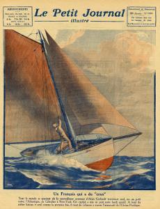 Alain Gerbault Sails