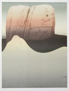 Desert Rock II by Alain Le Foll