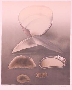 Shell Study by Alain Le Foll