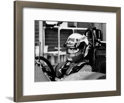 Alain Prost, 1987