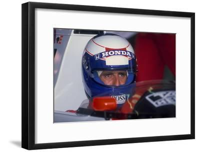 Alain Prost, British Grand Prix, Silverstone, Northamptonshire, 1989