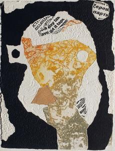New trace III by Alain Soucasse