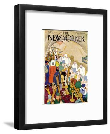 The New Yorker Cover - February 22, 1941