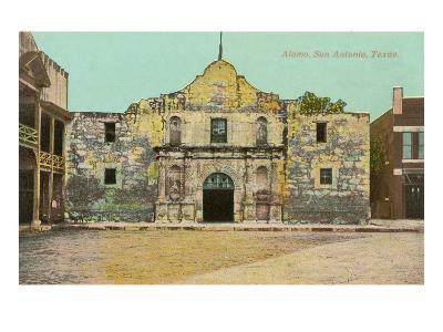 Alamo, San Antonio, Texas--Art Print