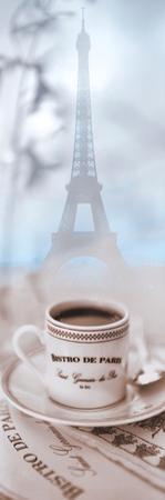 Bistro de Paris #2 by Alan Blaustein
