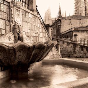 Burgos, España by Alan Blaustein