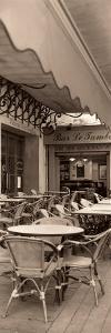 Cafe la Nuit by Alan Blaustein