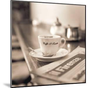 Caffe, Firenze by Alan Blaustein