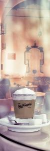 Caffe Macchiato Lucca #2 by Alan Blaustein