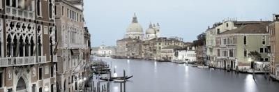 Evening on the Grand Canal by Alan Blaustein