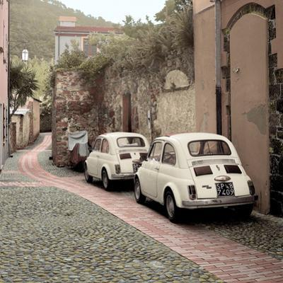Fiat 500s by Alan Blaustein