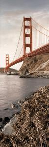 Golden Gate Bridge #1 by Alan Blaustein