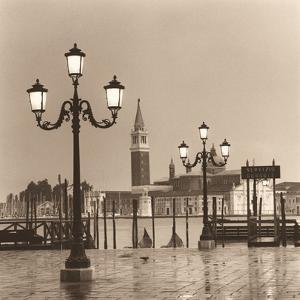 Il Gran Canale by Alan Blaustein