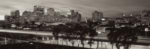 Oakland Pano #1 by Alan Blaustein