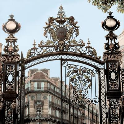 Paris Gates #2 by Alan Blaustein