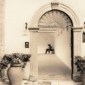 Pienza, Toscana by Alan Blaustein