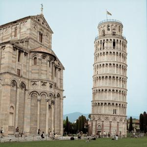 Pisa Tower #1 by Alan Blaustein