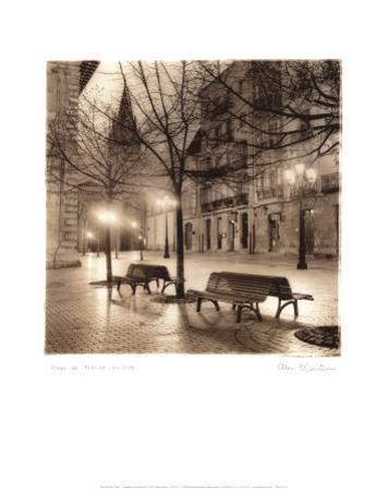 Plaza de Porlier, Oviedo by Alan Blaustein