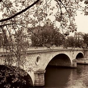 Pont Louis-Philippe, Paris by Alan Blaustein
