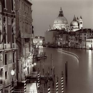 Ponte Accademia by Alan Blaustein