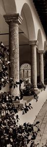 Portico, Toscana by Alan Blaustein