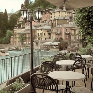 Porto Caffè, Italy by Alan Blaustein