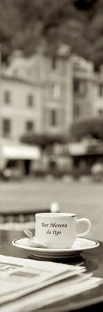 Portofino Caffe II by Alan Blaustein