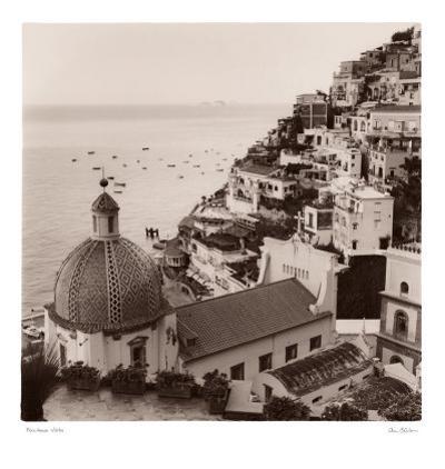 Positano Vista by Alan Blaustein
