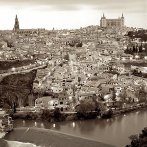 Toledo #1 by Alan Blaustein