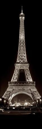 Tour Eiffel #8 by Alan Blaustein