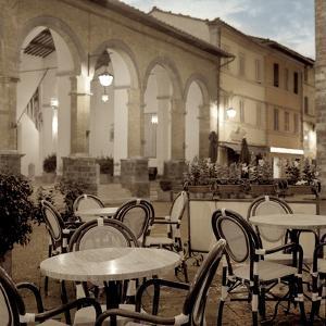 Tuscany Caffe #10 by Alan Blaustein