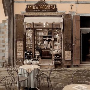 Tuscany Caffe #11 by Alan Blaustein