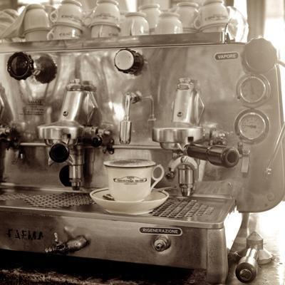 Tuscany Caffe #1 by Alan Blaustein