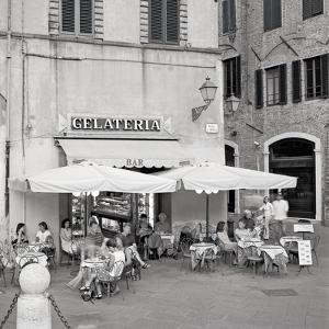 Tuscany Caffe #22 by Alan Blaustein