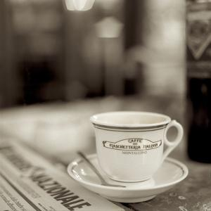 Tuscany Caffe II by Alan Blaustein