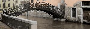 Venetian Bridge Pano #1 by Alan Blaustein