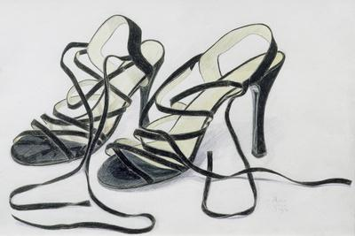 Black Strappy Shoes, 1997