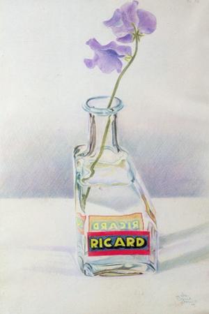 Ricard Bottle, 1981 by Alan Byrne