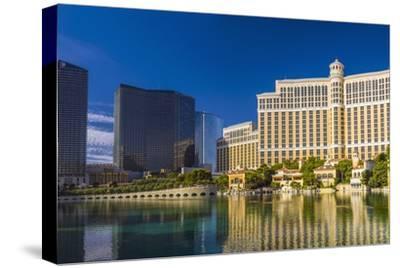Bellagio Hotel, the Strip, Las Vegas, Nevada, United States of America, North America