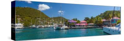 Caribbean, British Virgin Islands, Tortola, Sopers Hole